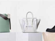 セリーヌ 春夏コレクション靴&バッグのポップアップイベント開催