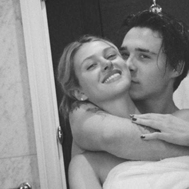 ブルックリン・ベッカム、年上恋人にベタ惚れ! 下着姿の投稿に「僕は世界一幸せな男」とコメント