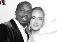 「まるでふたりの結婚式みたい!」歌手のアデル、噂の恋人とのツーショットを初公開
