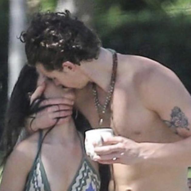 濃厚キスにファン絶叫⁉︎ ショーン・メンデス&カミラ・カベロ、熱々デートがキャッチされる