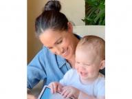 ヘンリー王子の長男アーチー、1歳に! メーガン妃との最新動画に世界中がときめく