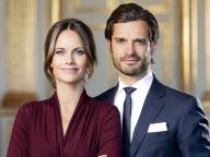 スウェーデン王室、カール・フィリップ王子&ソフィア妃の新型コロナウイルス感染を報告