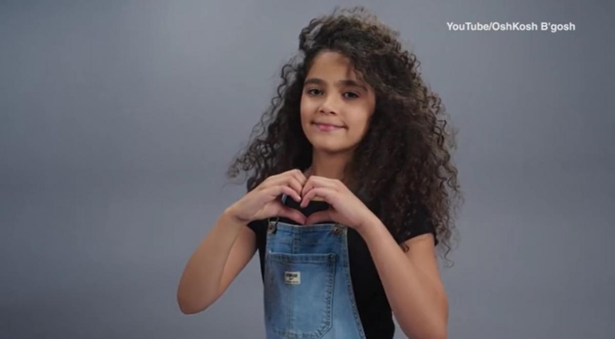 Photo:YouTube(OshKosh B'gosh)