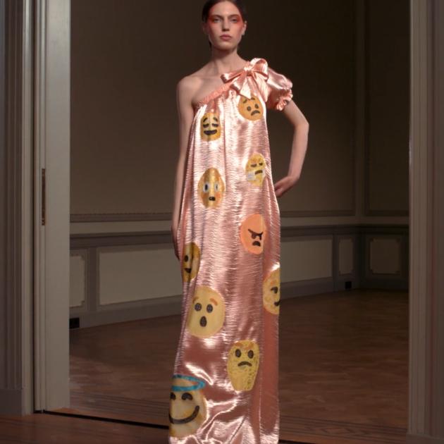 動画での表現力がものを言う、パリ初のデジタル・ファッションウイーク