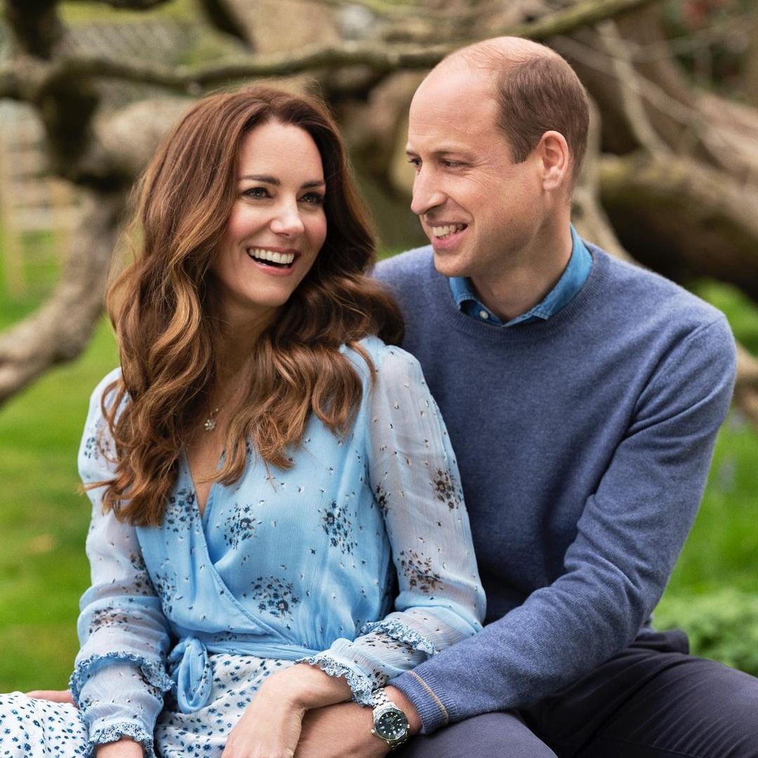 祝・結婚10周年! ウィリアム王子&キャサリン妃の記念日ツーショットに「完璧すぎる夫妻」と羨む声が続出