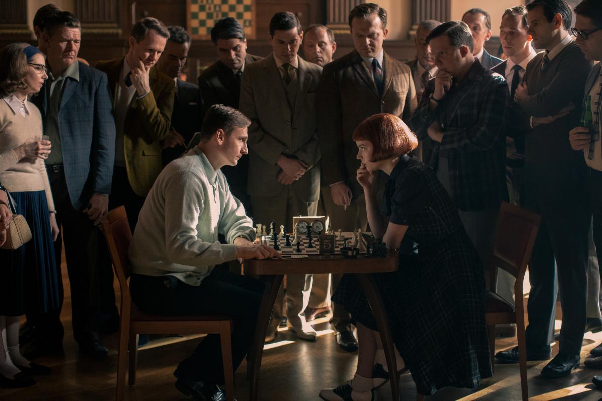 チェス界に彗星の如く現れた神童