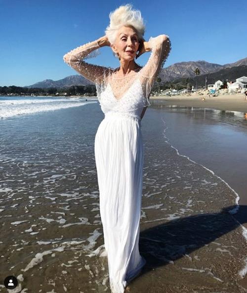 71歳【コリーン・ハイデマン】美しいプロポーションを保つ、現役モデル