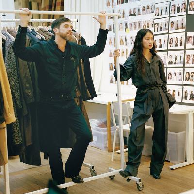 Christophe Lemaire & Sarah-Linh Tran / LEMAIRE