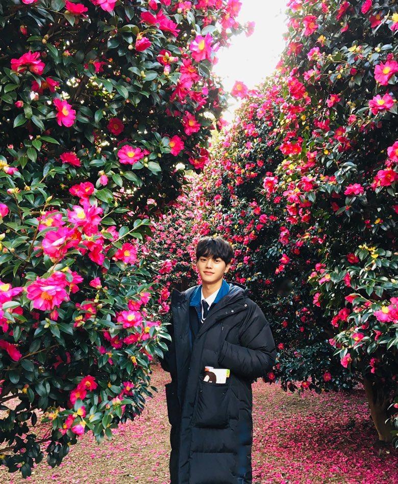 photo : Instagram(@songkang_b)