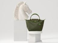 ロンシャンのアイコニックな「Green Light」コレクションから、新作バッグやiPhoneケースが登場!