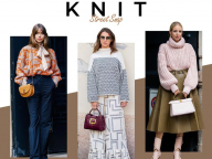 【ニット】今年のセーターはノスタルジックに着る!