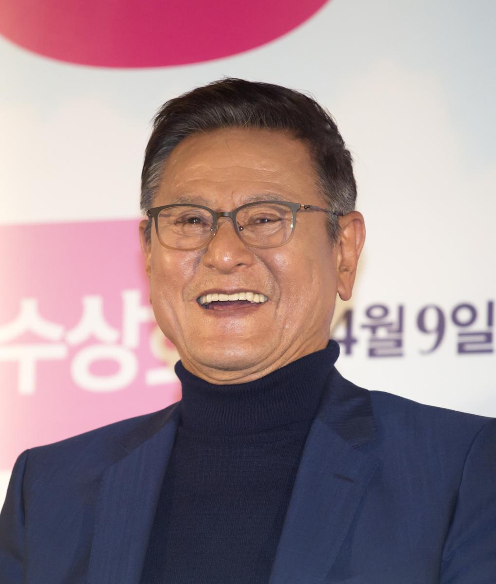 パク・クニョン(81)/存在感まで自由自在のカメレオン俳優