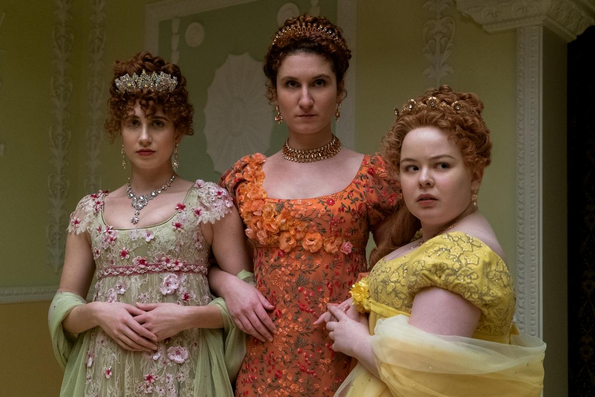 フェザリントン家の姉妹たちもバラエティ豊か