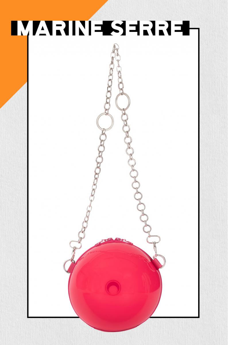 ブランドを象徴するボールバッグ【マリーン・セル】