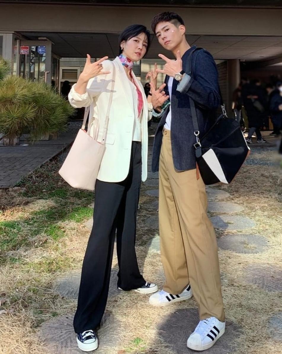 『青春の記録』/イ・ミンジェ(シン・ドンミ)=ストリートMIX!