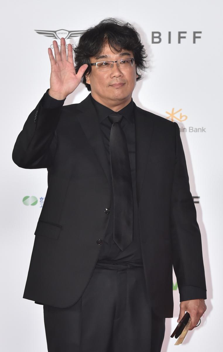 ポン・ジュノ/韓国映画界を支える、唯一無二の監督