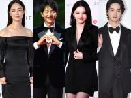釜山国際映画祭2021がついに開催! ソン・ジュンギやパク・ソダムなど、今年話題を呼んだ韓国セレブリティの眼福レッドカーペットルック