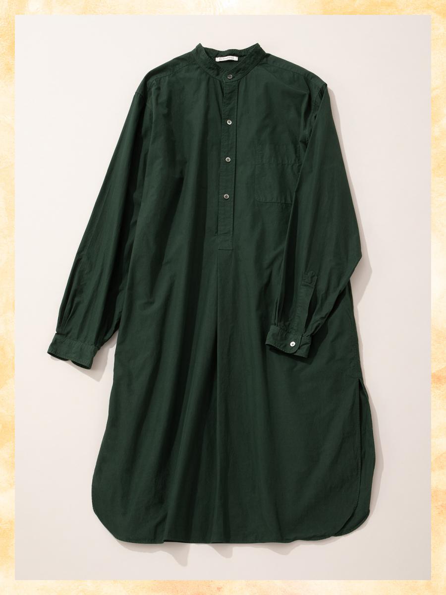 幅広く活躍するパジャマドレス【エシャペ】