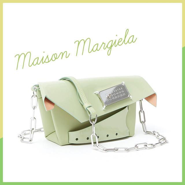 かけても、つかんでもいい2wayバッグ【Maison Margiela】