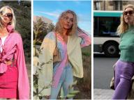 鮮やかなパレットが特徴! エルザ・ホスクのトレンドカラー使いを参考に
