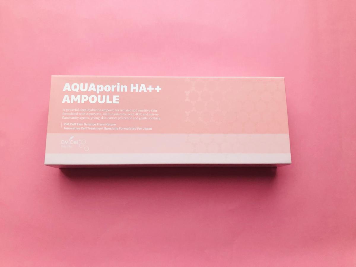 無条件に惹かれるピンク色の箱も個人的にはツボです〜。
