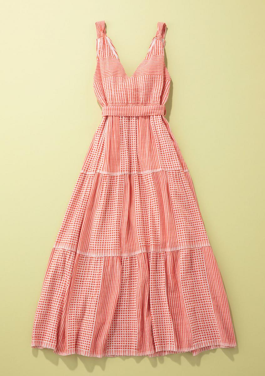 ボリューム感のあるエフォートレスなドレス【レムレム】