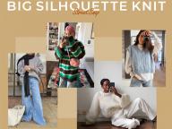 【ビッグシルエットニット】ゆったりセーターの最新スタイリング術