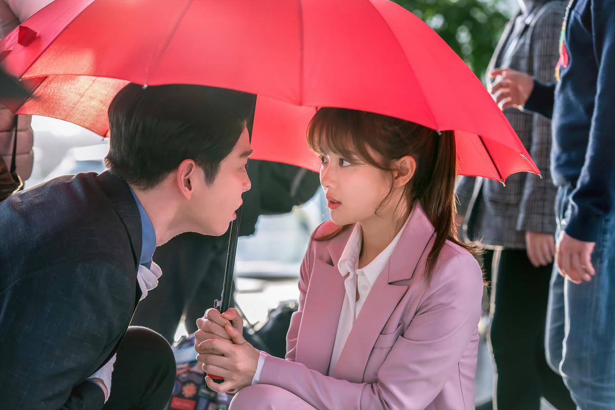 【キム・ユジョン】とにかくアツく掃除しろ!〜恋した彼は潔癖王子!?〜/ズボラヒロイン役に共感ポイント多々?