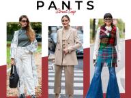 【パンツ】デニム、フレア、ストレートなど! おしゃれな人の秋冬パンツの選択は?