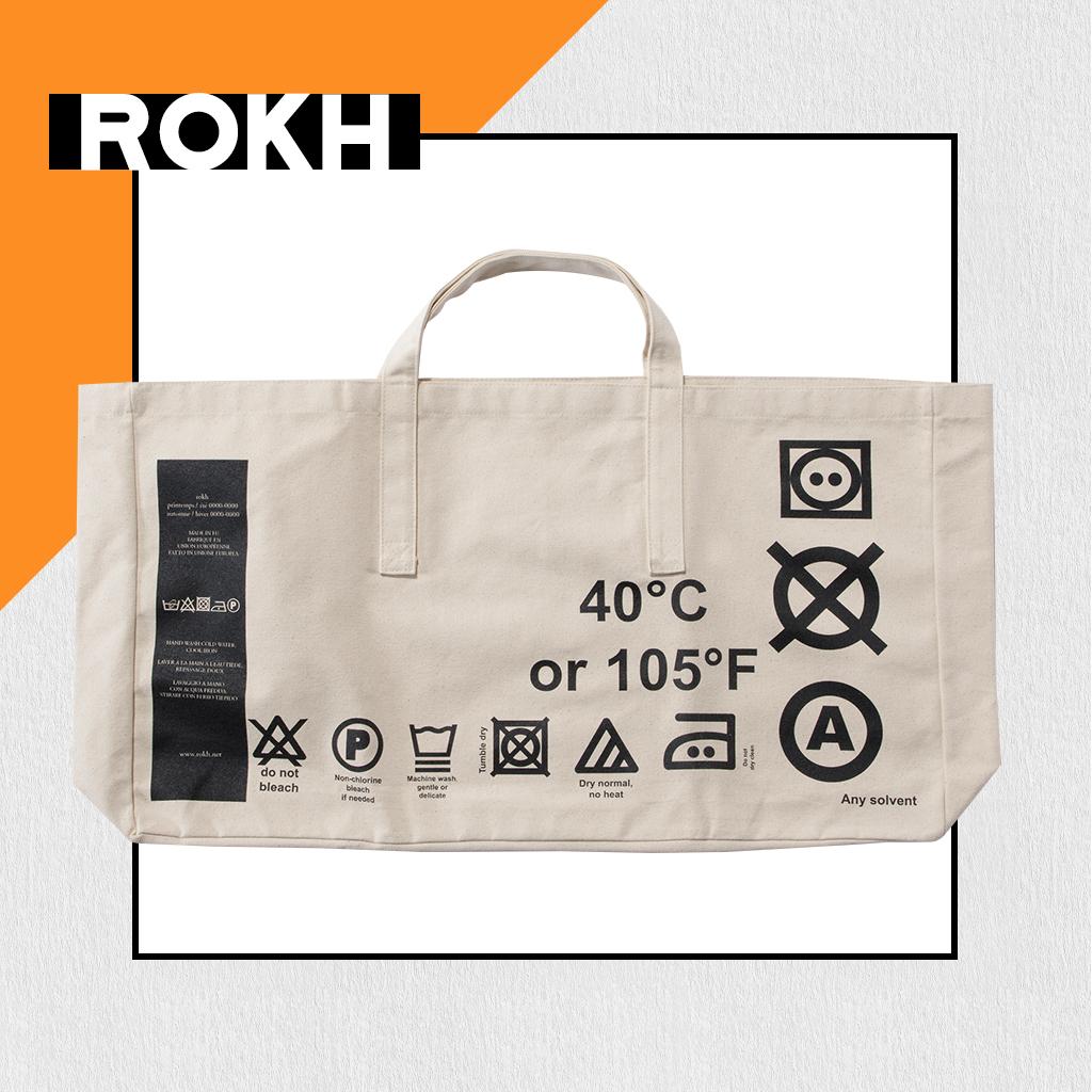 エクストリームなバッグが使いやすいサイズに【ロク】