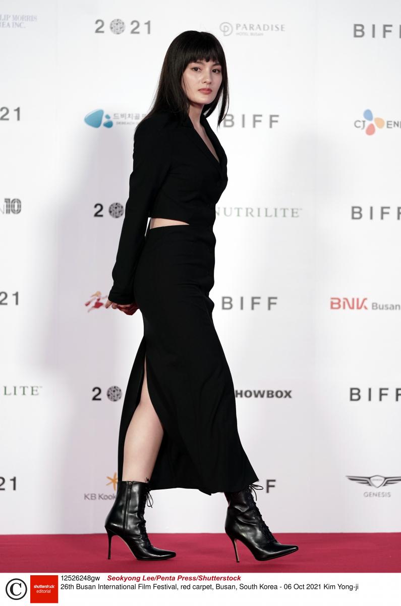 キム・ヨンジ/いま韓国で注目されるモデル出身の女優