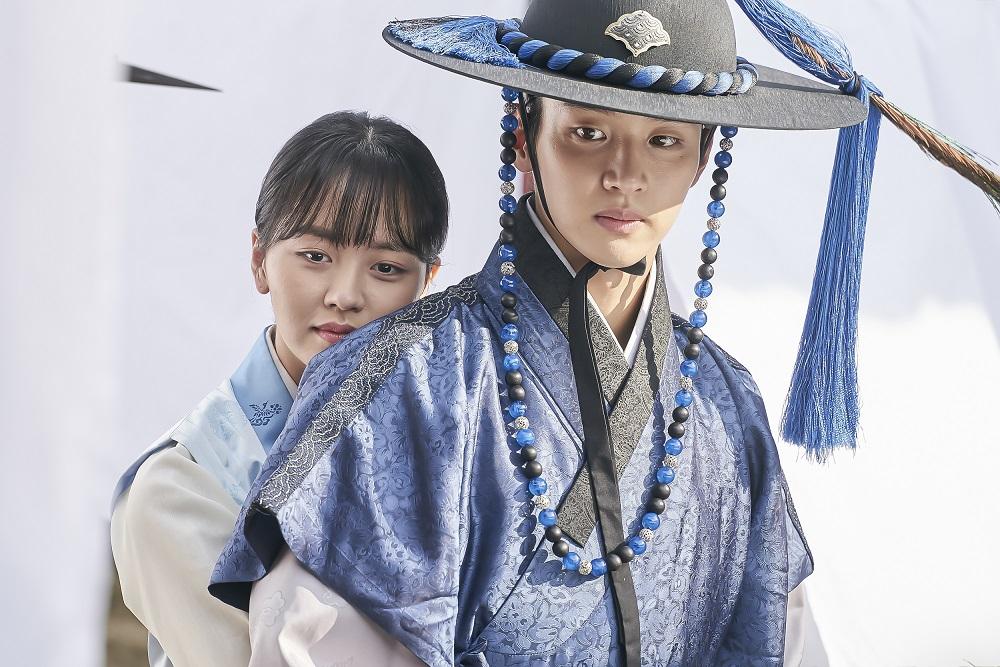 『ノクドゥ伝~花に降る月明り~』/ノクドゥ&ドンジュのケミストリーがジャン(最高)!