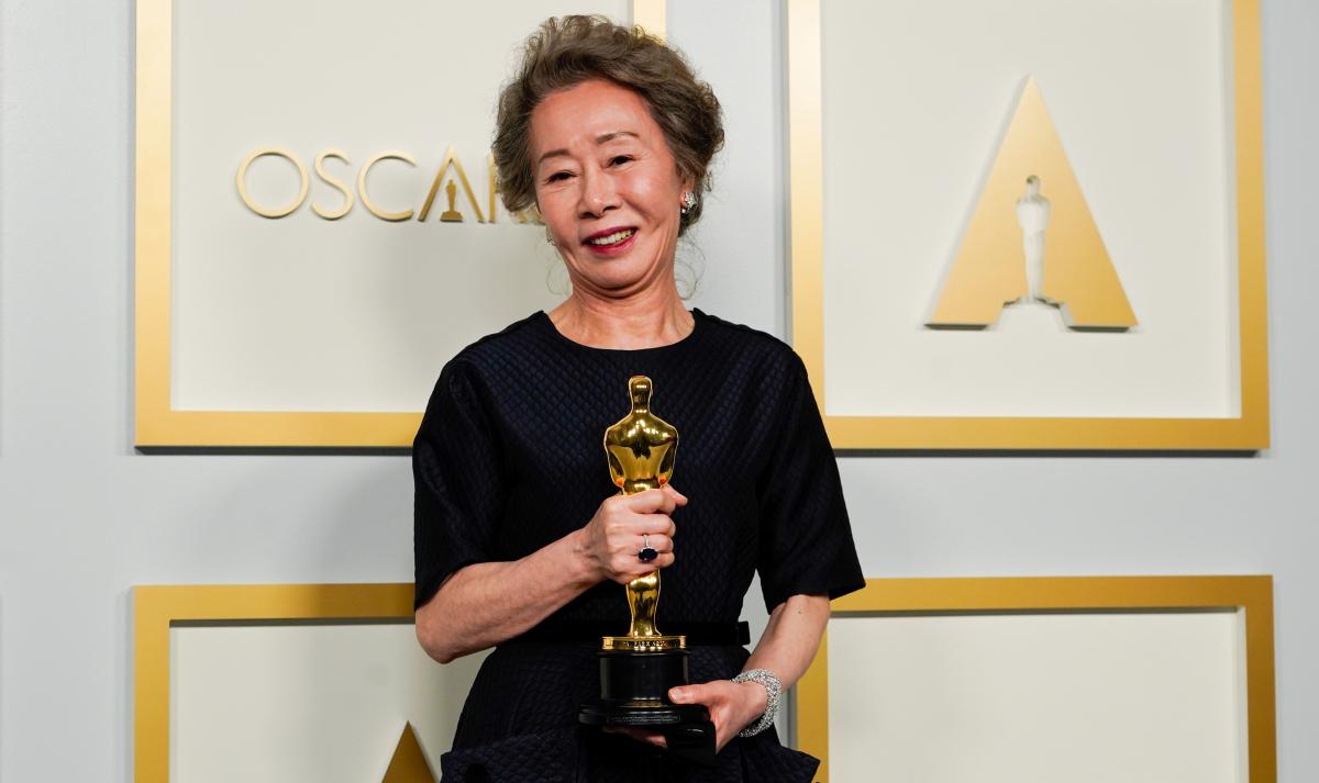 ユン・ヨジョン(74)/『ミナリ』で韓国俳優史上初のオスカーを獲得!