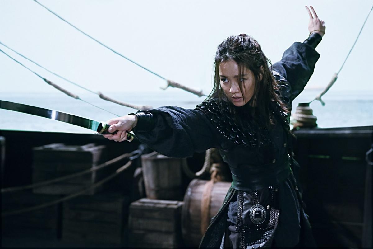 【2014年/イェジン】女海賊を通して、またしても新たな挑戦!