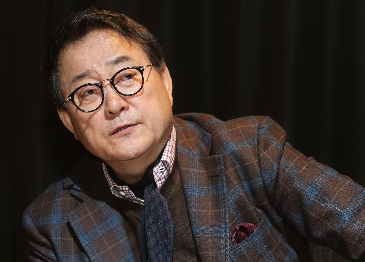 ノ・ジュヒョン(75)/二枚目キャラクターから、奇妙な祖父まで
