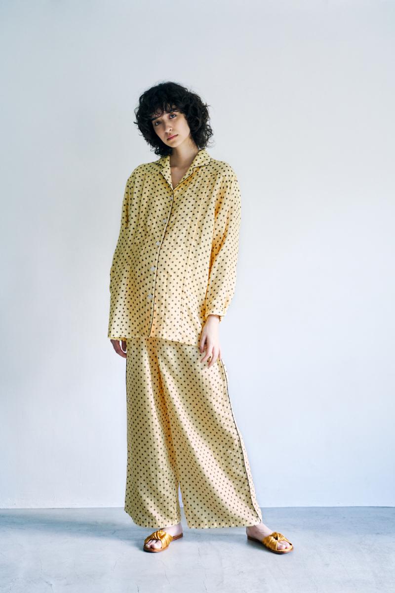 cheetah ショートパジャマ ¥16,800/グリーノーム