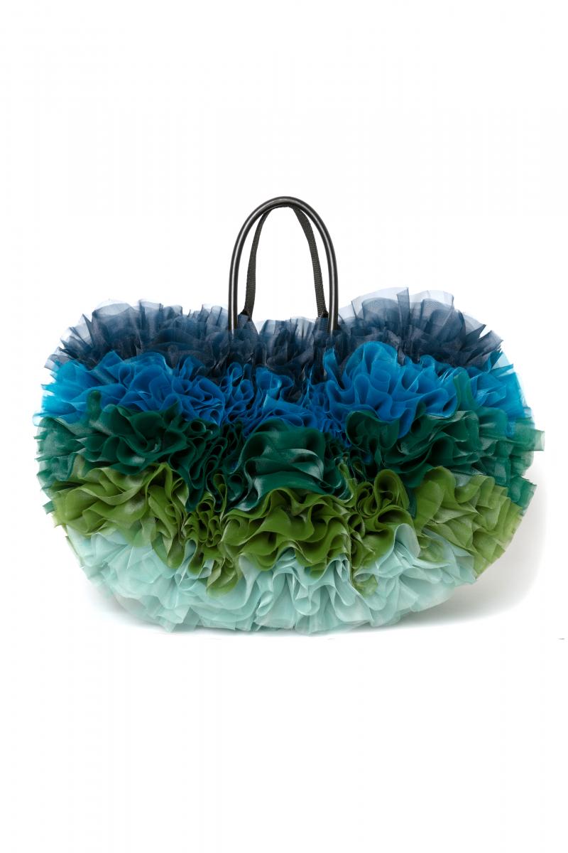 Large Tote Bag(H25×W58×D45cm)¥118,800/sacai × TOMO KOIZUMI