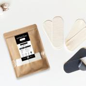 コットン100%の布製パンティライナー、アミーライナーを試してみた!【フェムテック調査団が行く  vol.7】