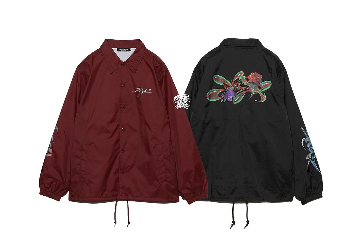 コーチ ジャケット ¥18,000(税込)/マッドストア アンダーカバー