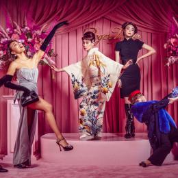 クリスタル・ケイや平野レミが登場! ロジェ ヴィヴィエが日本で初めて撮影したキャンペーンが公開