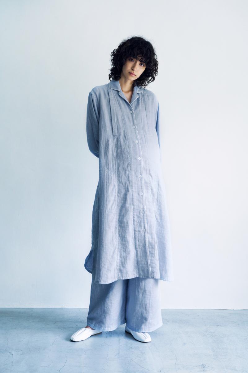 5ji no sora ロングパジャマ ¥23,200/グリーンルーム