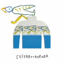 生命力溢れるイラストに目が釘づけ! ミー イッセイ ミヤケから「SEITARO KURODA」シリーズが発売