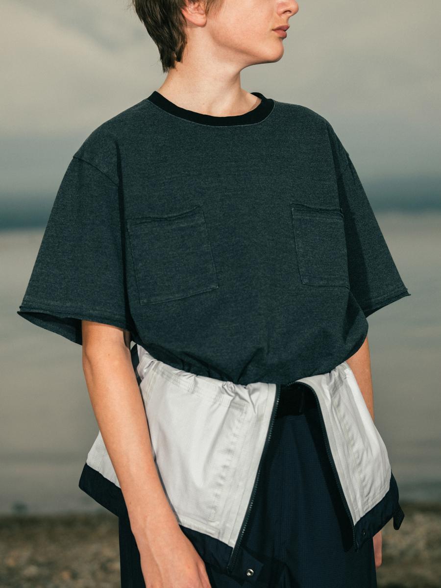 Snow Peak×TDS Garment Dye Heavy Weight Dry T-shirt ¥13,000/スノーピーク × 東京デザインスタジオ ニューバランス ニオビウム カプセルコレクション