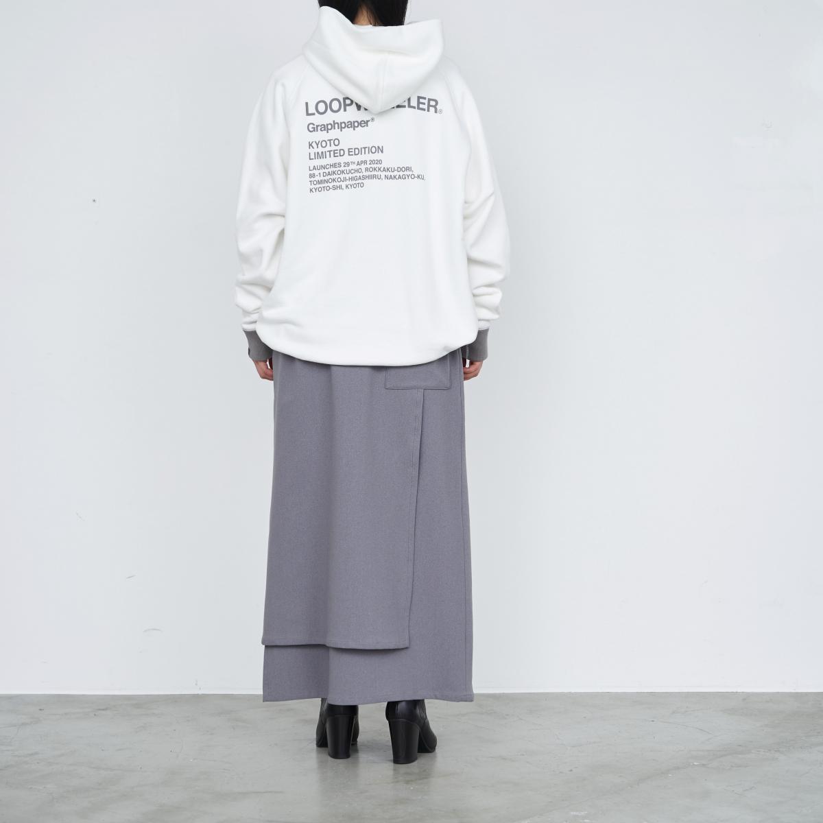 Half-Zip Parka ¥27,000/グラフペーパー