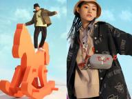 ポップなストリートスタイル満載! H&Mが『トイ・ストーリー4』のキャラクターをデザインした秋コレクションを発売