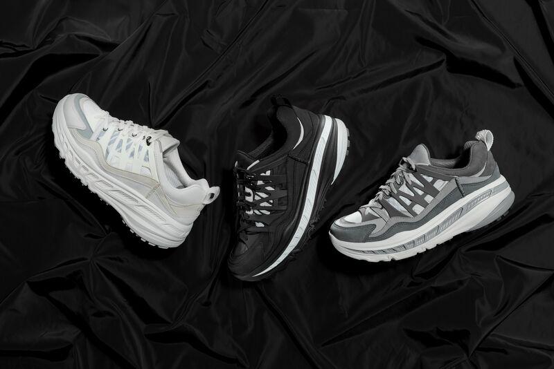 UGG®︎×WM CA805 Sneaker ¥31,000/UGG®×White Mountaineering