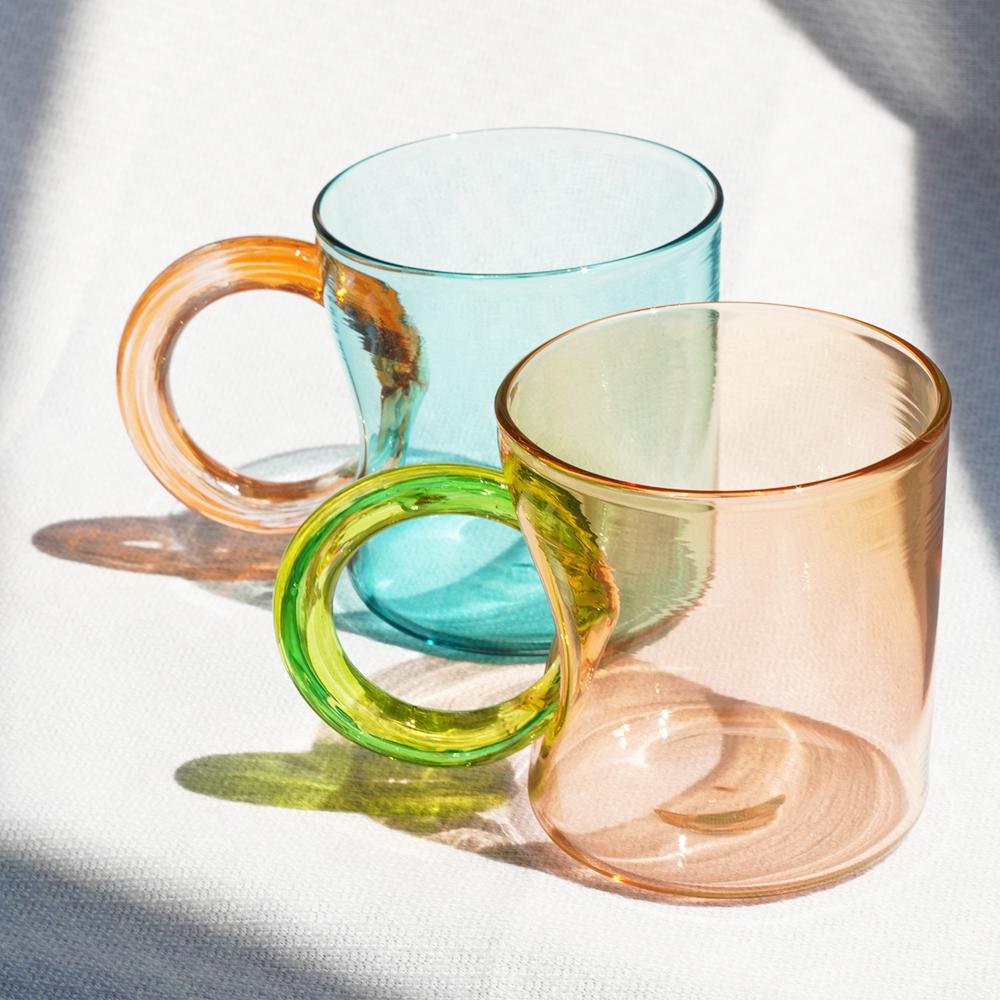 ぽわにえカップ ¥4,400/Minako Nagamachi