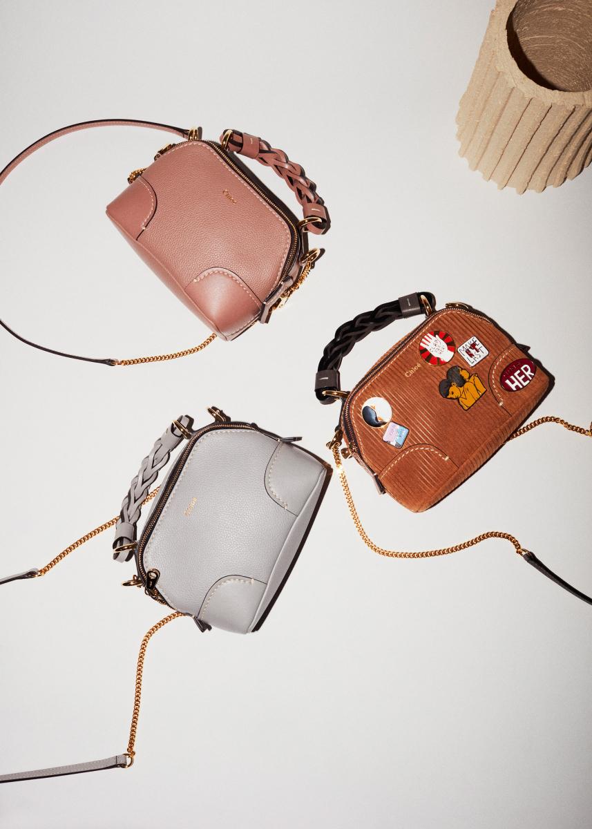 """""""DARIA"""" mini bag ¥181,000/クロエ カスタマーリレーションズ"""