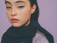 【12/12】冬の首まわりは、ニットスカーフが最適解