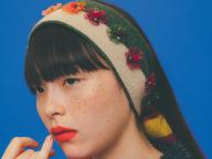 【12/3】視線を集めるサステイナブルなヘアアクセサリー